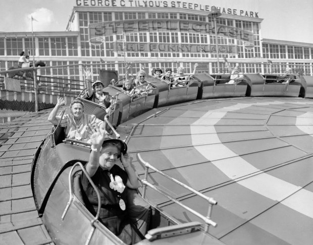 the-amusement-areas-at-coney-island--dreamland-luna-park-and-steeplechase-park--made-it-the-largest-amusement-area-in-the-nation-from-the-end-of-the-19th-century-through-world-war-ii